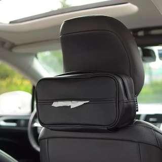 Car Tissue Box Pouch