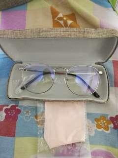 Radiation Eyeglasses Silver