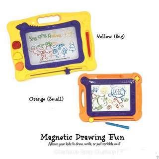 Magnetic Drawing Fun