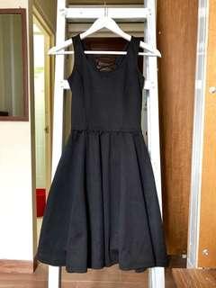 SALE - Mini dress black