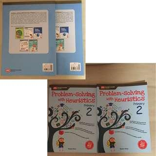 SALE 25% Off - BN Problem Solving with Heuristics for Primary 2.