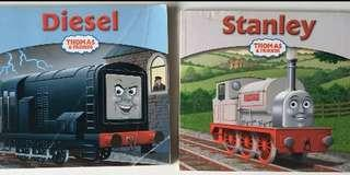 Thomas train books
