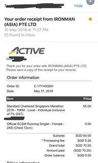 Standard Chartered 10KM Run