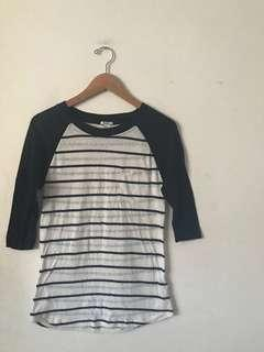 Forever21 Striped Shirt