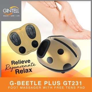 Gintell foot massager