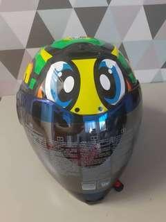 Helmet AGV fluid tartaruga size m