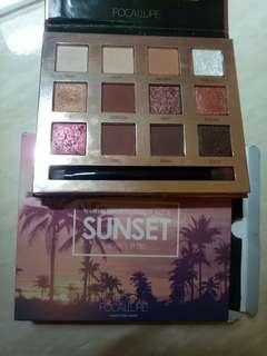 Focallure Eyeshadow Palette Sunset