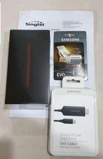 Sealed Box Samsung Note 9 from Telco