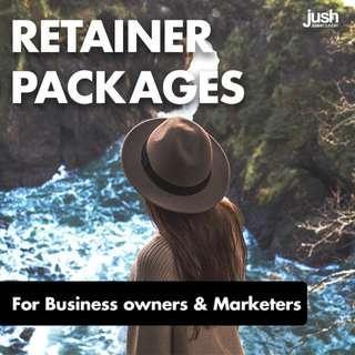 Design Retainer Packages