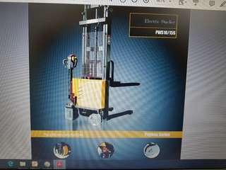 Power Electric stacker