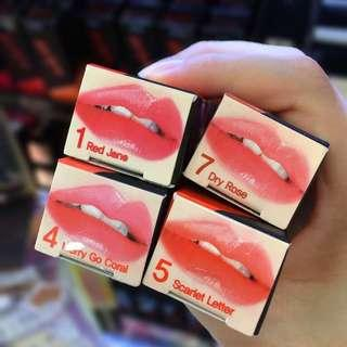 CLIO 光撩鏡感羽絨唇膏