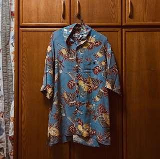 [INCL. POSTAGE] Vintage Hawaiian Shirt #POST1111
