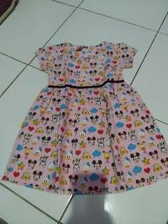 Dress anak - free ongkir