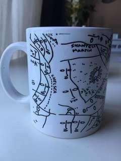 Mug Shantell Martin inspired