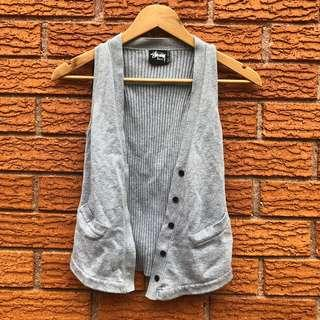 Stussy knit vest
