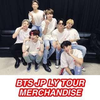 [PO] BTS Love Yourself Tour in Japan Merchandise
