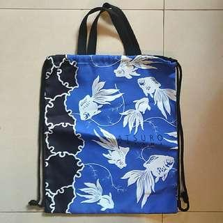 Atsuro Tayama x Jessica Drawstring tote bag