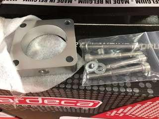 meth kit throttle flange adaptor