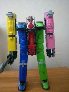 Ressha Sentai Toqger DX Toq Oh (Super Sentai)