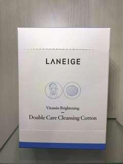 Double care Cleansing cotton