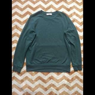 Sweater Giordano Green / Hija Original