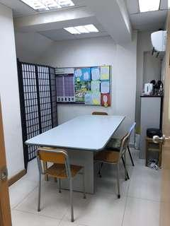 Classroom for rent