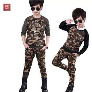 Kids Army Set