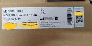 Sennheiser HD 4.50 BTNC Special Edition SE