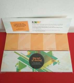 🚚 [WTS] #prelovedWithLove Brand New NLB Ask! Post-It Pad Of 5 In A Pack . Suitable For School Use. In Original Packaging. See All Pics.