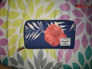 REPRICE Herschel Wallet one zipper