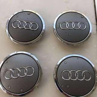 Audi Rim Centre Caps - 69mm Original