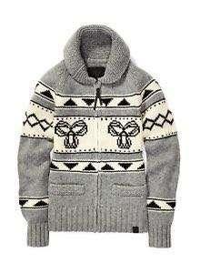 TNA Zipper Sweater