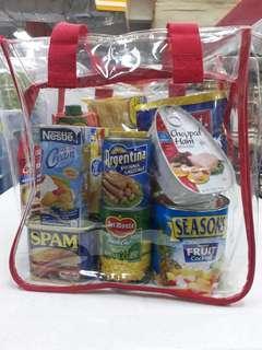 Grocery Gift Bag