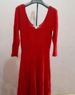 Forever21 Red Dress repriced!