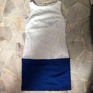 BYSI Colour Block Dress