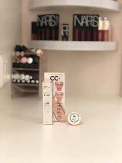 It cosmetics cc cream shade medium mini size
