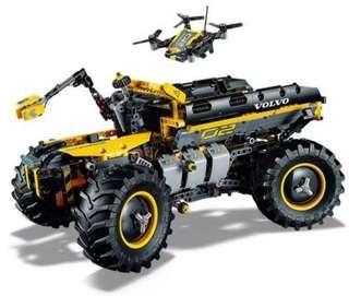 Lego Technic Volvo Wheel Loader 42081