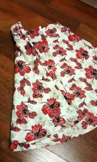 HANA Mini Flare Skirt (fit to L)