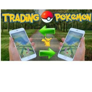 Pokemon Go Trade Trading