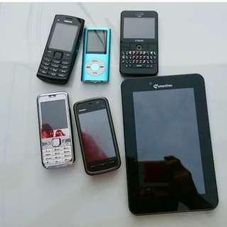Hp Murah Jadul Bekas Nokia Mp4 Player Terlaris Sepaket