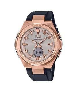 100% Authentic Latest Collection Steel Black Rose Gold Series with FREE DELIVERY MSGS200G