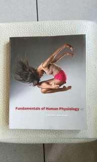 🚚 Fundamentals of Human Physiology 4E 原文書