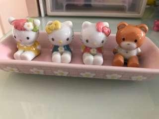 Hello Kitty 擺設