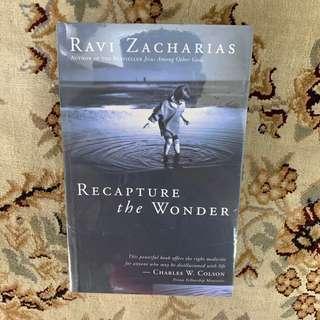 Ravi Zacharias - Recapture the Wonder ( rzim )