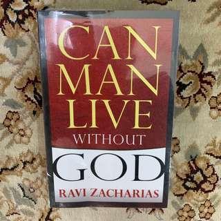 Ravi Zacharias - Can Man Live Without God ( rzim )