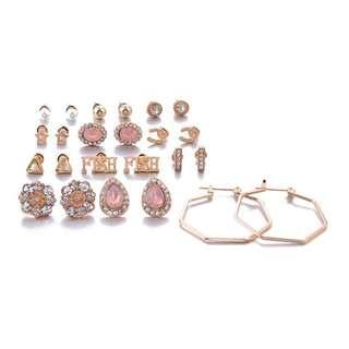 Earring Set 1020
