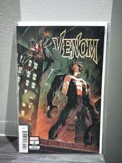 Venom #2 2nd Printing Variant