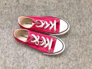 9成新converse童鞋