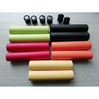 💯🆕KARRY Silicone grip extra soft/extra light/for bicycle/scooter/DYU