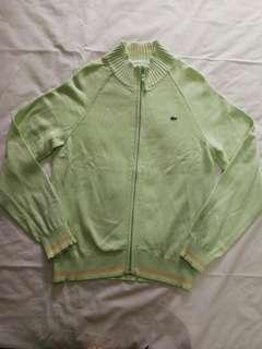 Lacoste Green Jacket